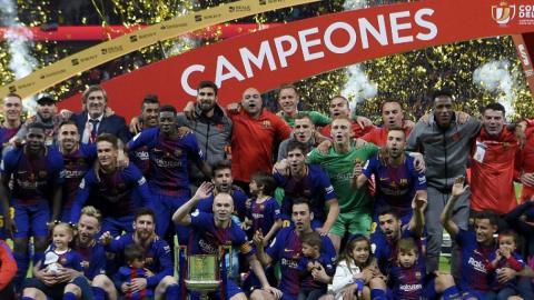 Esto necesita el Barça para ser campeón de La Liga el fin de semana