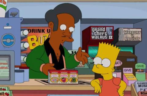 ¿Se irá Apu de Los Simpson?  Esto dice el actor que le da su voz