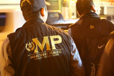Desarticulan a red de pandilleros que extorsionó a un hospital