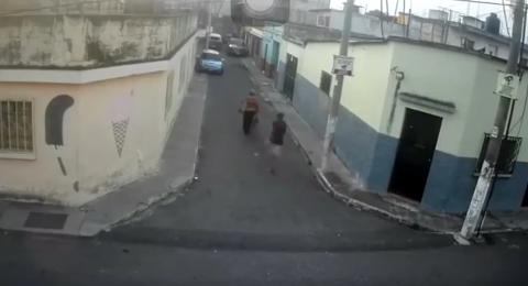 Repudian asalto a una mujer de la tercera edad en la zona 6