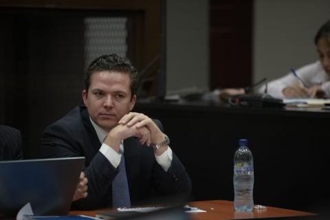 Rodrigo Arenas, el cerebro detrás del financiamiento para Jimmy