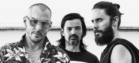 Revelan detalles del concierto de Thirty Seconds to Mars en Guatemala