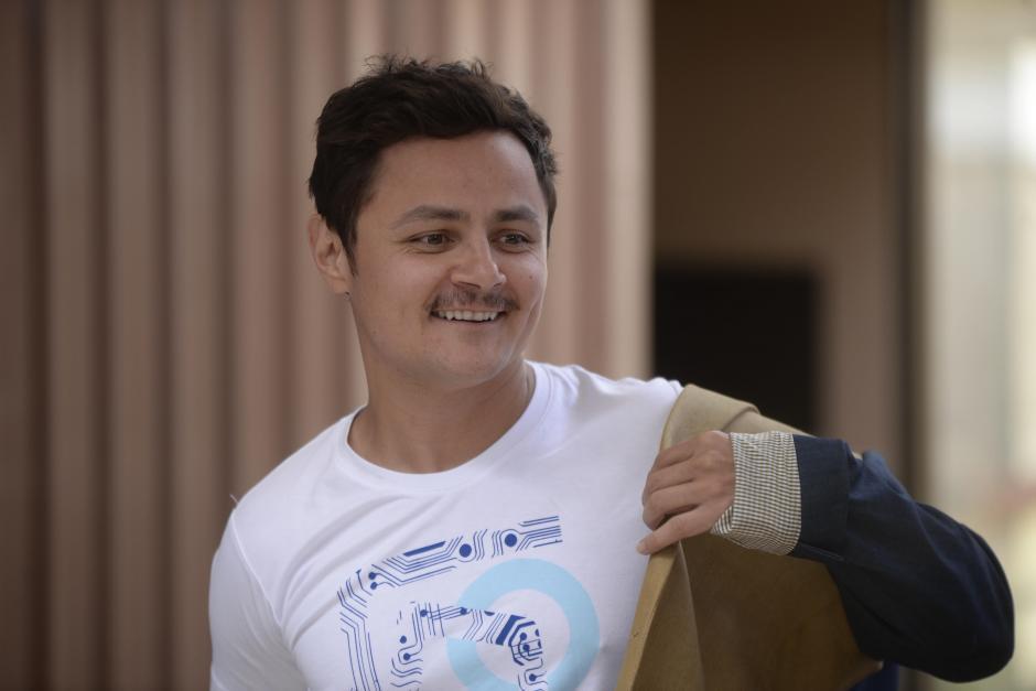 """Arturo Castro: """"Guatemala es una mina de intelecto y talento"""""""