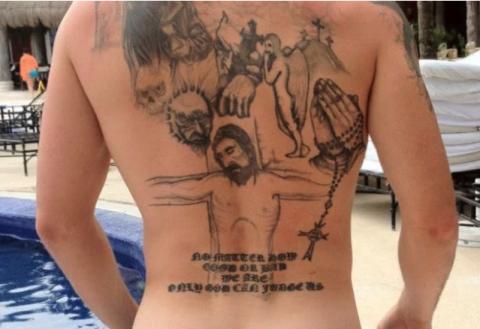 Los futbolistas que se hicieron los peores tatuajes del mundo