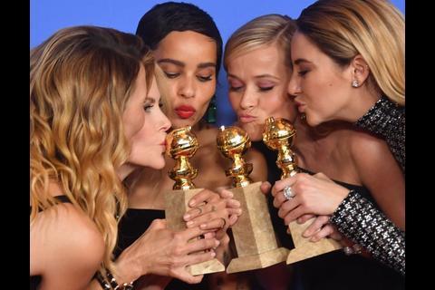 Ellos son los ganadores de los Globos de Oro 2018
