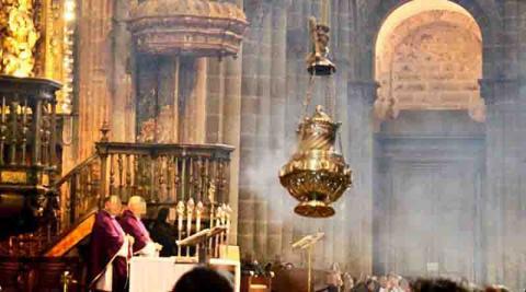 La verdad sobre los monaguillos que quemaron marihuana en una iglesia
