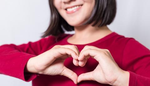 Las mujeres tienen un corazón más fuerte