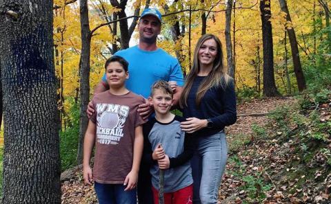 Familia comparte fallida sesión fotográfica en redes sociales