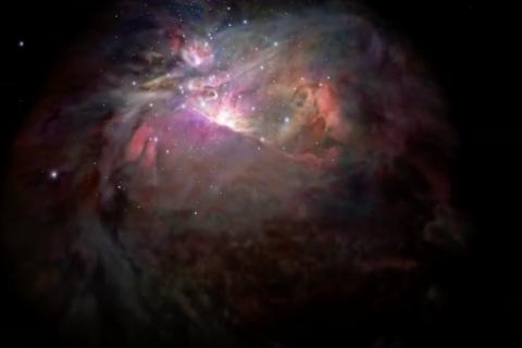 La NASA revela imágenes de la galaxia más lejana captada hasta ahora