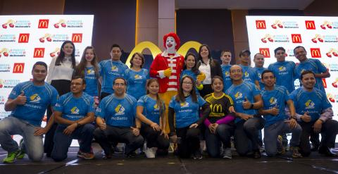Participa en la V Carrera Familiar de McDonald´s