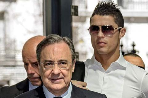 Florentino Pérez da luz verde para la venta de Cristiano Ronaldo