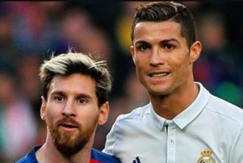 Así lucían Cristiano Ronaldo y Lionel Messi en 1999