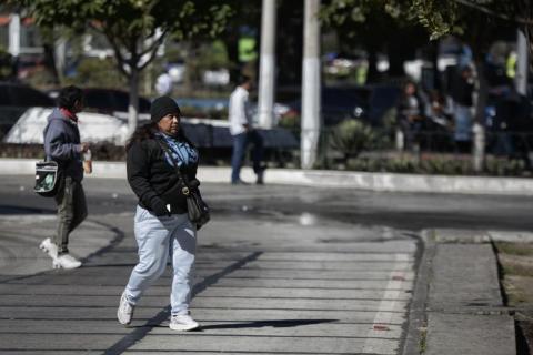 #PilasPues: Otro frente frío afectará Guatemala este jueves