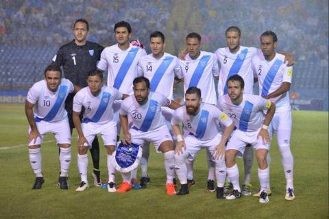 Guatemala se hunde en la clasificación anual de la FIFA