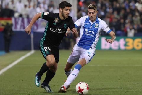 El Real Madrid sufre para superar por la mínima al Leganes