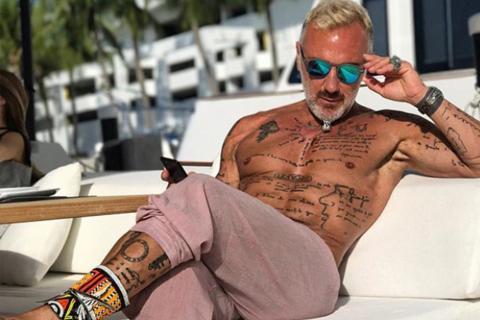 Gianluca Vacchi pasó de popular a ser la burla en redes sociales