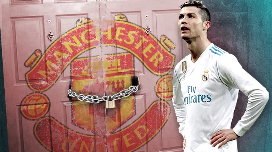 Mourinho cierra las puertas para el retorno de Cristiano Ronaldo