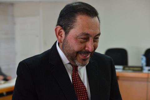 Jueza se excusa de conocer juicio contra López Bonilla