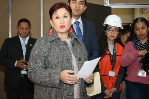 Thelma Aldana anuncia diez nuevos casos antes de dejar el cargo