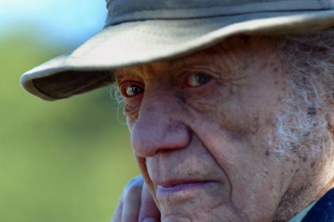 """Muere el """"antipoeta"""" Nicanor Parra a los 103 años de edad"""