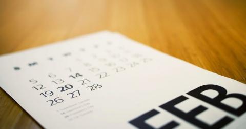 ¿Te has preguntado por qué febrero solo tiene 28 días?