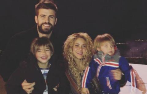 Piqué y Shakira celebraron su cumpleaños entre copas y más copas