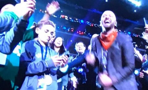 "Niño que ""ignoró"" a Justin Timberlake en el Superbowl se hizo viral"
