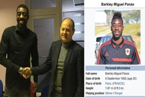 Club ficha a un futbolista que tenía un perfil falso en Wikipedia
