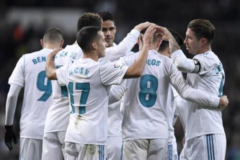 El Madrid gana en La Liga, pero ¿suena el himno de la Champions?