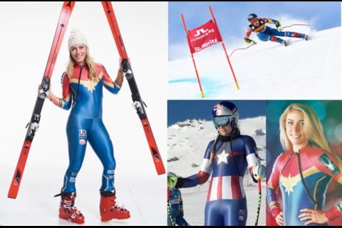 """Los """"Vengadores"""" de los Juegos Olímpicos de Invierno"""