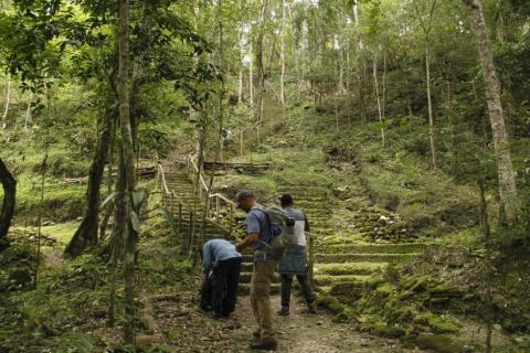 Así reaccionaron los guatemaltecos tras hallazgos mayas en NatGeo