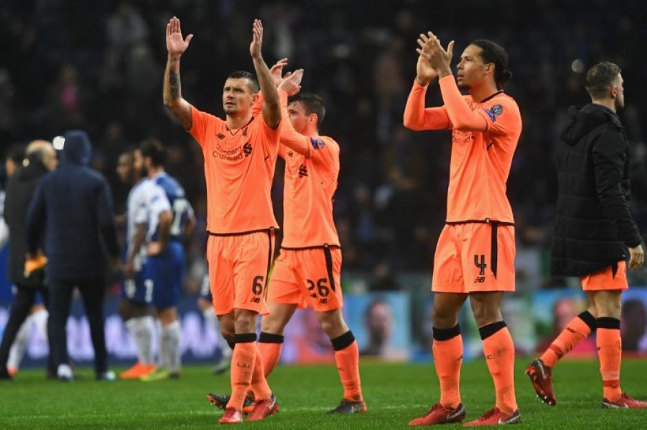 El Liverpool arrolla al Porto en su visita al estadio Do Dragao