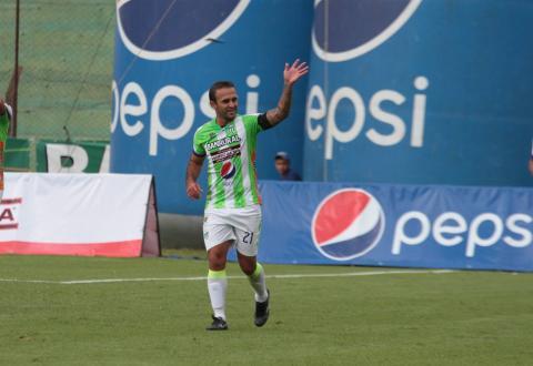 Primer Tiempo: Antigua vence a Municipal con gol de Contreras