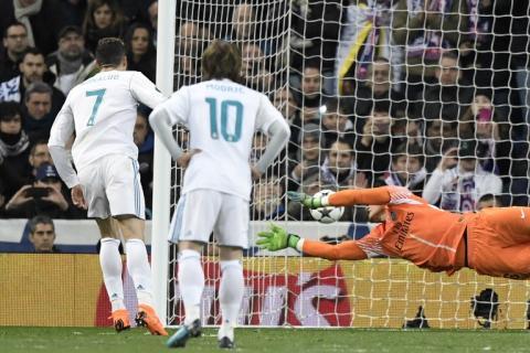 Descubren el truco de Cristiano Ronaldo para cobrar los penaltis