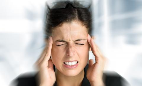 ¿Cuándo debes preocuparte ante un dolor de cabeza?