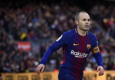 La millonaria oferta que recibió Iniesta para dejar el Barça