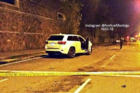 Confuso incidente en semáforo terminó con disparos y un asesinato