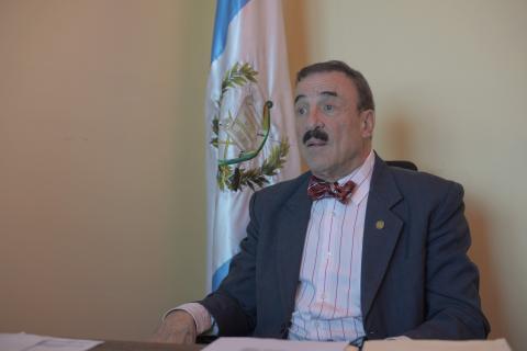 La razón por la que Linares Beltranena ya no quiso ser Fiscal del MP
