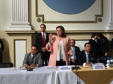 Jovel pidió a la ONU un comisionado que respete a los guatemaltecos