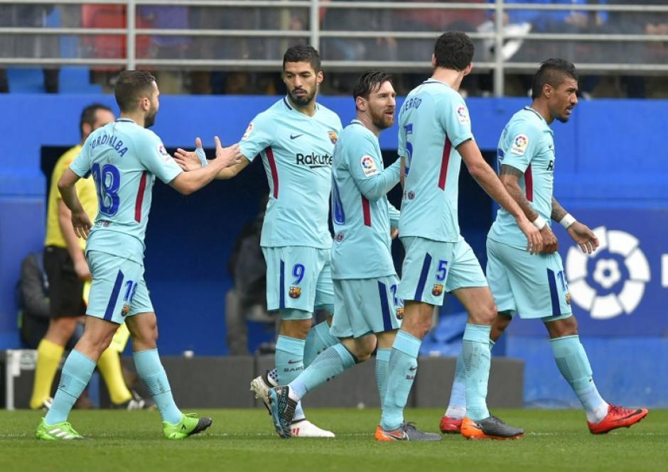 El Barcelona iguala récord que había conseguido con Pep Guardiola