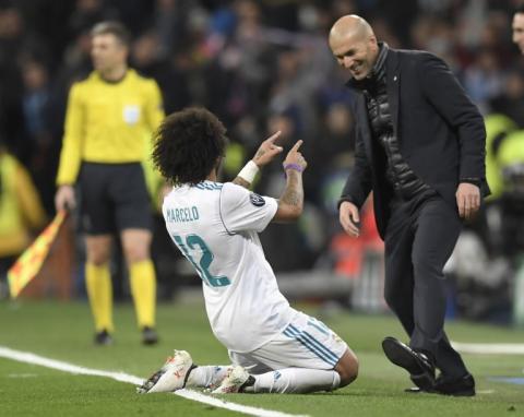 La estrategia de Zidane para los próximos partidos del Real Madrid