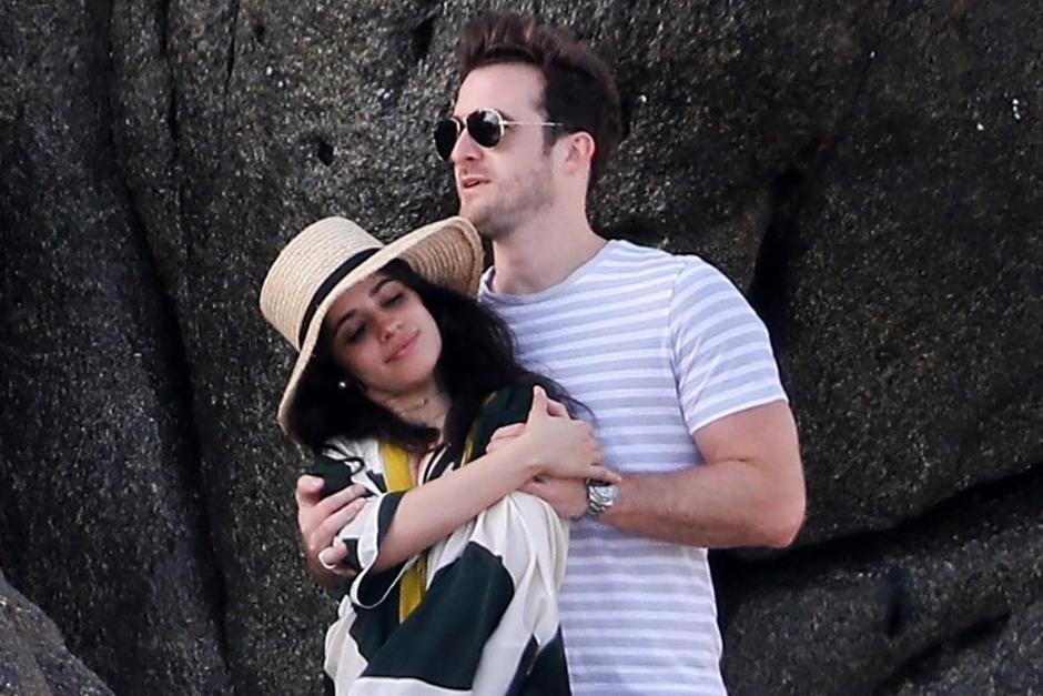 Los detalles del noviazgo de Camila Cabello y Matthew Hussey