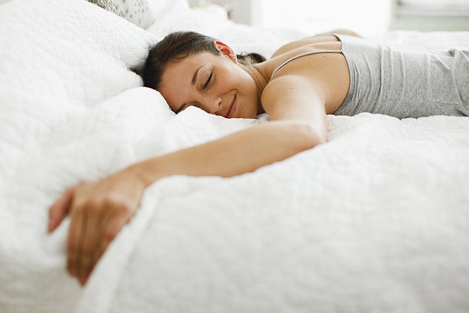 Estas son las horas que debes dormir para estar relajada