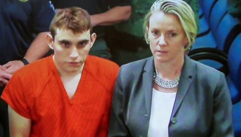 La estrategia del tirador de Florida para evitar la pena de muerte