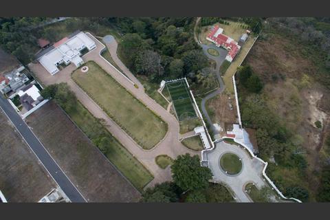 La casa de Baldizón podría haber servido como refugio de prófugos