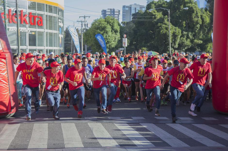 Así se vivió la V Carrera Familiar McDonald´s