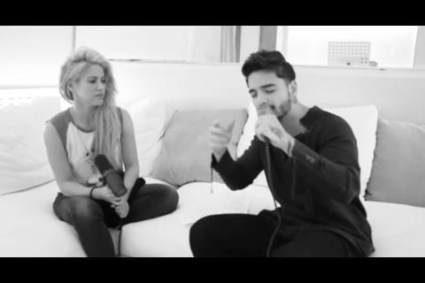 Shakira y Maluma se adueñan de Instagram gracias a un video casero