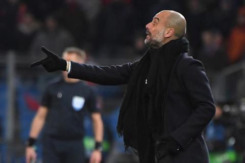 Guardiola pierde los estribos y reclama al entrenador rival
