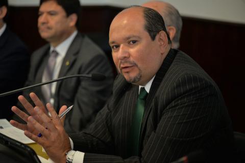Juez recomienda no retirarle la inmunidad al diputado Orlando Blanco