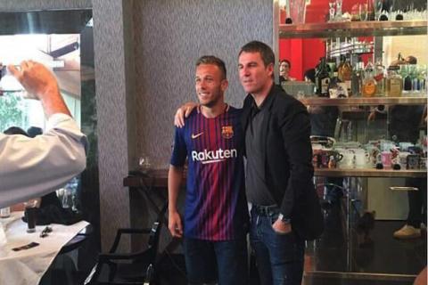 Arthur, el brasileño que está a un paso de fichar por el FC Barcelona
